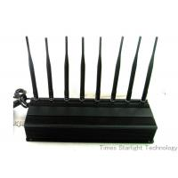 Buy cheap 8 Antennas 4G GPS Cell Phone Signal Jammer product