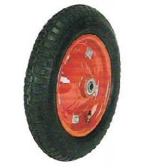 Buy cheap Rubber Wheel for Wheel Barrow (PR2401) from wholesalers