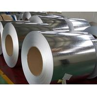 Buy cheap OEM Cutting 0.15-3.8mm Chromated DX51 Steel Grade Hot Dip Galvanized Steel Coil from wholesalers