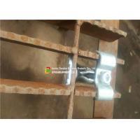 Buy cheap Anti Corrosion Welded Steel Bar Grating , Powerful Open Steel Floor Grating product