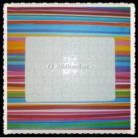 Buy cheap Blank sublimation A5 puzzle-13*18cm-80pcs from wholesalers