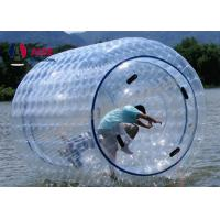 Buy cheap Outdoor Inflatable Zorb Ball / Water Roller Ball For Kids , Earth Friendly from wholesalers