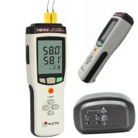 Buy cheap Handheld Thermocouple Thermometer / Thermocouple Temperature Recorder from wholesalers