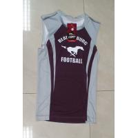 Buy cheap Casual Style Mens Athletic Clothes , Compression Football Set from wholesalers