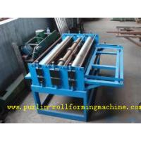 Buy cheap Multi-funciton Auto Steel Metal Coil Slitting Machine / Production Line High Precision from wholesalers