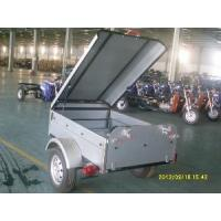 Buy cheap Galvanizated Trailer with Tip Bed and Cover (007) from wholesalers