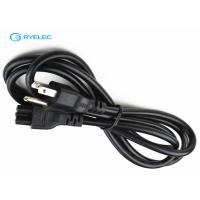 Buy cheap Low Voltage Custom Power Cables , 3 Prong Plug Battery Cable Assembly from wholesalers