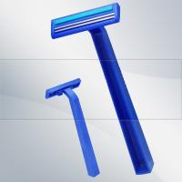 Buy cheap KS-211 Twin blade disposable razor with stainless steel blade from wholesalers
