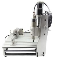 Buy cheap High Performance CNC 3040 4 Axis Mini CNC Engraving Machine with Price Competitve from wholesalers