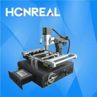Buy cheap Hot Air Rework Station BGA Station with 3 temperature zones welding machine motherboard chips repair from wholesalers