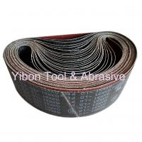 Buy cheap high quality abrasive GXK51 sand belt for Furniture product