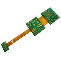 Buy cheap Customized rigid flex circuit boards for cellphone LCD display from wholesalers