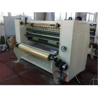 Buy cheap Stationary Bopp Tape Slitter Rewinder Machine For Double Sided Tape / Masking Tape from wholesalers