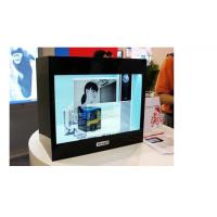 Buy cheap Acrylic Transparent Display Box  advertising display light box watch display from wholesalers