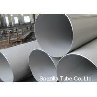 Buy cheap ASME SA312 NPS 1/2-24 Welded Stainless Steel Tube TIG Pipe Grade TP321 304 316L from wholesalers