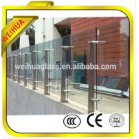 Buy cheap Toughened Glass Balustrade Glass from China Factory from wholesalers
