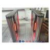 Buy cheap Anti - Collision Bi - directional Drop Arm Turnstile RFID Card Single Pole Turnstile from wholesalers
