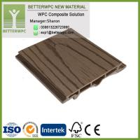Buy cheap China Fireproof Flameproof Composite Planks Interlocking Wood Plastic Waterproof WPC Wall Panel from wholesalers