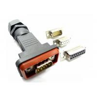 Buy cheap 9 Pin 26 Pin Male Waterproof Cable Connector 4A Current For Electric Vehicle from wholesalers