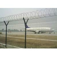 Buy cheap Black Color Galvanized Welded Mesh / Welded Wire Mesh Panel CE Listed from wholesalers