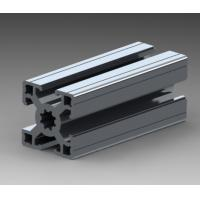 Buy cheap OEM Aluminum Extrusion Profiles Extruded Aluminum Channel With Drilling / Cutting from wholesalers