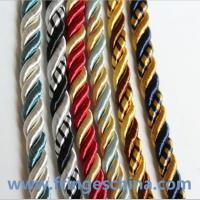 Buy cheap Charming hot selling decorative round rope for home textile decoration from wholesalers