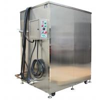 Buy cheap Customized Size Ultrasonic Filter Cleaning Machine With Power Adjustable from wholesalers