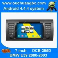 Buy cheap Ouchuangbo multimedia gps radio BMW E39 E53 2000-2003 S160 platform with WIFI Europe map from wholesalers