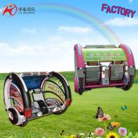 Buy cheap Amusement electric Happy car for 2 players with sensor and music both kids and adult from wholesalers