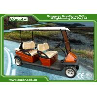 Buy cheap 6 Person Used Electric Golf Carts Aluminum Used Club Car Electric Golf Cart from wholesalers