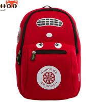 Buy cheap Car Personalized Kids Backpack with Black Trim , Kindergarden Kids Character Backpacks from wholesalers