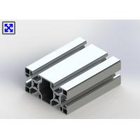 Buy cheap European Standard Anodized T Slot Aluminum Extrusion 40 * 80 For Industrial from wholesalers