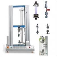 Buy cheap Servo moto universal Tensile Strength Test Machine for metal , fatigue test 2T from wholesalers