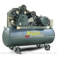 Buy cheap Cylinder Piston Industrial Air Compressor For sandblasting / Tire Inflation 4 kw from wholesalers