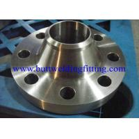 Buy cheap Steel Flanges, Weld Neck Flanges / ASTM A 182 , GR F1, F11, F22, F5, F9, F9 product