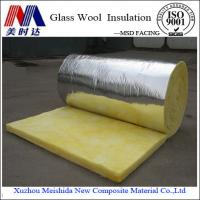 Buy cheap Fireproof Soundproof Glass Wool Insulation Batts from wholesalers