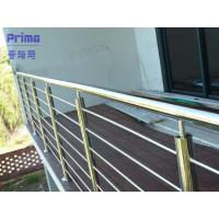 Buy cheap Stainless Steel Railing/Steel Railing/ Stainless Steel Handrails from wholesalers