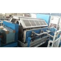 Buy cheap Paper Pulp Moulding Machine , Paper Tray Making Machine With Germany Valves from wholesalers
