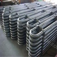 Buy cheap ASTM B338  Seamless titanium U tube for heat exchanger from wholesalers