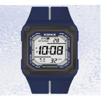 Buy cheap Gents Waterproof Digital Self Calibrating Watches Via Mobile Phone from wholesalers