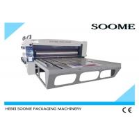 Buy cheap 2 Color Rotary Die Cutting Machine Custom External Diameter For Corrugated Creasing Slotting from wholesalers