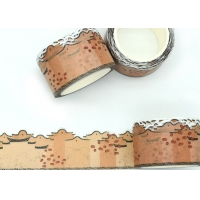 Buy cheap 20mm Reusable Die Cut Masking Tape For Special Days from wholesalers