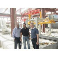 Buy cheap Automatic Brick Making Plant For Lightweight Concrete Block Manufacturing Process from wholesalers