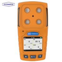 Buy cheap OC-904A Portable Hydrogen Fluoride HF gas detector with the measuring range of 0~10ppm/200ppm product