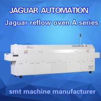 Buy cheap smt reflow oven machine with 8 heating zones from wholesalers