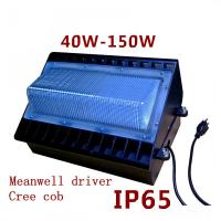 Hyperselect Led 100w Wall Pack Light: 100w LED Wall Pack Meanwell Driver Cree