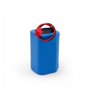 Buy cheap 14.8V 2500mAh 18650 Battery Pack CC CV For Massager Gun product