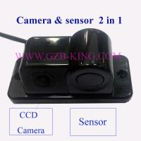 Buy cheap 2014 new DIY camera built-in sensor combined rear view parking sensor system with buzzer product