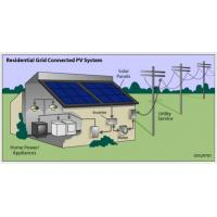 Buy cheap Solar Photovoltaic (PV)  Protect the environment of  clean energy   The modern city constr from wholesalers