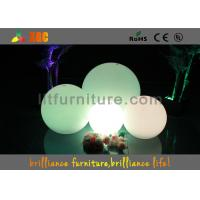 Buy cheap Ball Lighting Carbon Fiber Furniture Party Lluminated LED Ball RGB Color from wholesalers